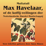 Multatuli. 'Max Havelaar'